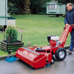 Powerbrush 1010 Industrial Outdoor Sweeper