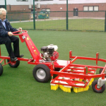 Artificial Sports Pitch Sweeper