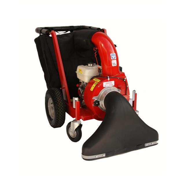Powerbrush Pedestrian Leaf/Litter Vacuum