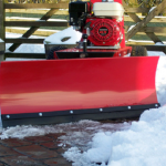 Powerbrush Snow Plough