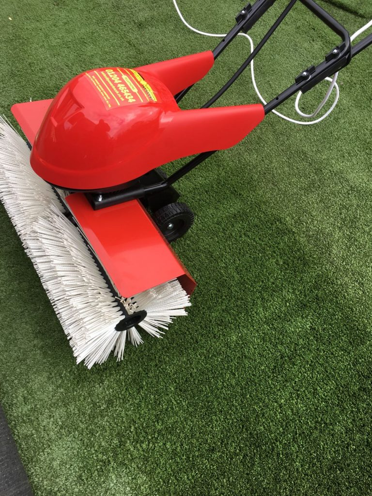 Lawn Sweeper For Artificial Grass And Synthetic Turf From