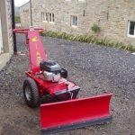 Powerbrush Snow Plough
